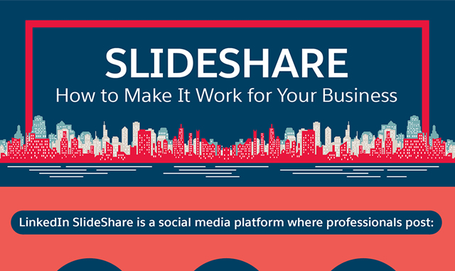 How businesses can use SlideShare
